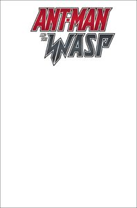 [Ant-Man & The Wasp #1 (Blank Variant) (Product Image)]