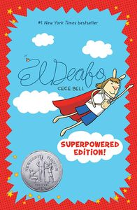 [El Deafo: The Superpowered Edition (Hardcover) (Product Image)]