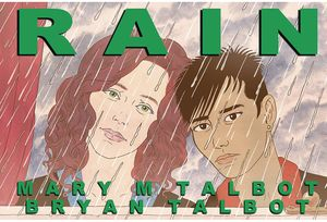 [Rain: Volume 1 (Signed Edition Hardcover) (Product Image)]