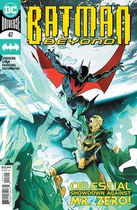 [Batman Beyond #47 (Product Image)]