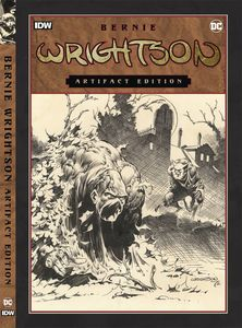 [Bernie Wrightson: Artifact Edition (Hardcover) (Product Image)]
