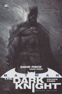 [Batman: The Dark Knight: Volume 1: Golden Dawn (Deluxe Edition Hardcover) (Product Image)]