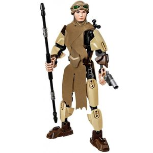 [Star Wars: The Force Awakens: Constraction: Lego: Rey (Product Image)]