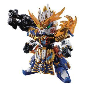 [Gundam: SD Sangoku Soketsuden Action Figure: Taishi CI Duel Gundam (Product Image)]