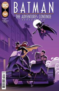 [Batman: The Adventures Continue: Season Two #3 (Product Image)]