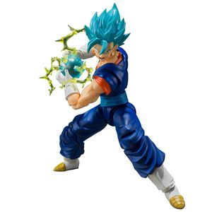 [Dragon Ball: Figuarts Action Figure: Super Saiyan God Super Saiyan Vegito Super (Product Image)]
