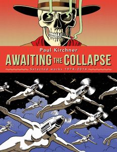 [Awaiting The Collapse: Selected Work (Hardcover) (Product Image)]