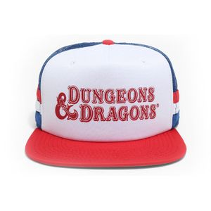 [Dungeons & Dragons: Trucker Cap: Logo (Product Image)]