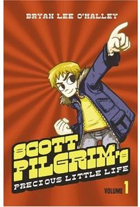 [Scott Pilgrim: Volume 1: Scott Pilgrim's Precious Little Life (Product Image)]