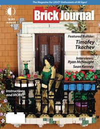 [The cover for Brickjournal #52]