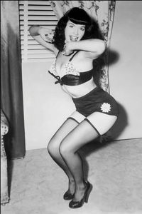 [Bettie Page #3 (Cover E Photo) (Product Image)]