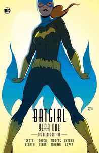 [Batgirl: Year One (Deluxe Edition Hardcover) (Product Image)]