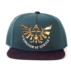 [The Legend Of Zelda: Snapback Cap: Hyrule (Product Image)]