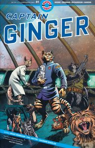 [Captain Ginger #1 (Product Image)]