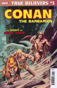 [True Believers: Conan Secret Of Skull River #1 (Product Image)]