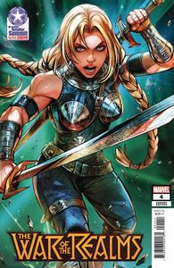 [Retailer Summit 2019: War Of The Realms #4 (Maxxx Lim Variant) (Product Image)]