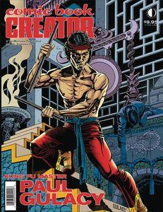[Comic Book Creator #27 (Product Image)]