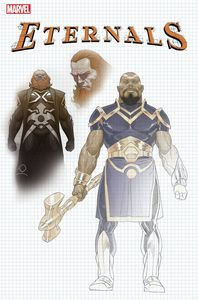 [Eternals #2 (Ribic Design Variant) (Product Image)]