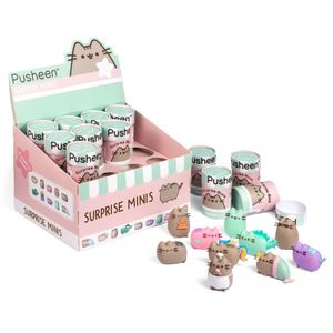 [Pusheen: Surprise Mini Figurines (Product Image)]