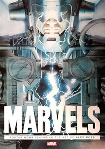 [Marvels Poster Book (Product Image)]