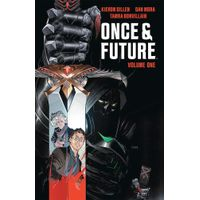 [CANCELLED Kieron Gillen signing Once & Future Vol. 1 (Product Image)]