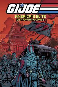 [GI Joe: America's Elite: Disavowed: Volume 5 (Product Image)]