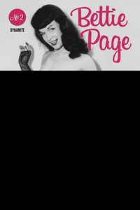[Bettie Page #2 (Black Bag Photo Cover) (Product Image)]