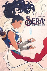 [The cover for Sera & Royal Stars #1 (Cover A)]