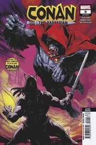 [Conan The Barbarian #9 (2nd Printing Variant) (Product Image)]