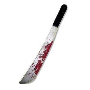 [Friday The 13th: Jason Machete (Product Image)]