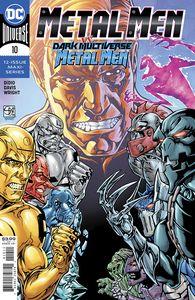 [Metal Men #10 (Product Image)]