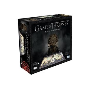 [Game Of Thrones: Puzzle: 4D Cityscape: Westeros (Product Image)]
