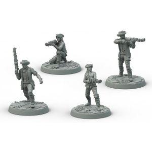 [Fallout: Wasteland Warfare: Survivors: Minutemen Posse (Product Image)]