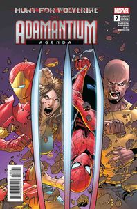 [Hunt For Wolverine: Adamantium Agenda #2 (Silva Variant) (Product Image)]