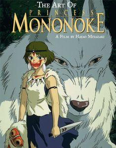 [The Art Of Princess Mononoke (Hardcover) (Product Image)]