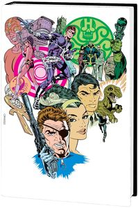 [Steranko Is Revolutionary (King-Size Hardcover) (Product Image)]