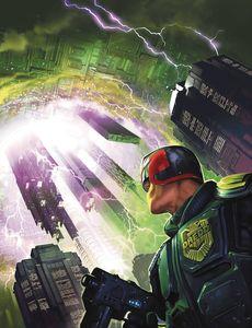 [Judge Dredd Megazine #393 (Product Image)]