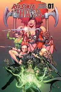 [Red Sonja: Age Of Chaos #1 (Lau Bonus Variant) (Product Image)]