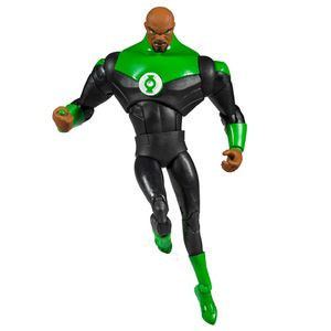 [DC Multiverse Animated: Ultra Action Figure: Green Lantern (Product Image)]