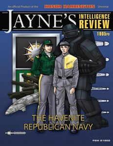 [Jaynes Intelligence Review: Book 2: The Haventine Republic Navy (Product Image)]