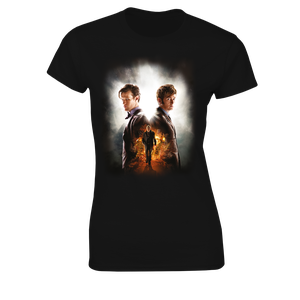 [Doctor Who: Women's Fit T-Shirt: Day Of The Doctor (Product Image)]