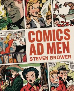 [Comics Ad Men (Product Image)]