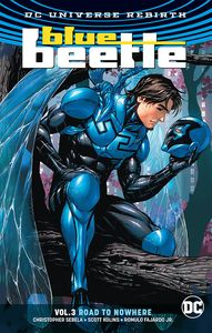 [Blue Beetle: Volume 3: Road To Nowhere (Rebirth) (Product Image)]