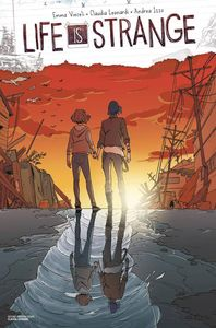 [Life Is Strange #1 (2nd Printing) (Product Image)]