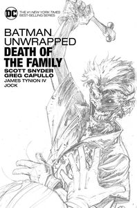 [Batman Unwrapped: Death Of The Family (Hardcover) (Product Image)]