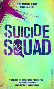 [Suicide Squad: The Official Movie Novelization (Product Image)]