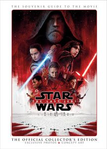 [Star Wars: The Last Jedi: Official Collector's Edition (Hardcover) (Product Image)]