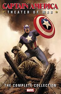 [Captain America: Theater Of War: The Complete Collection (Product Image)]