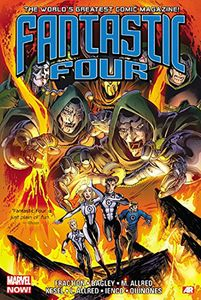 [Fantastic Four: By Matt Fraction: Omnibus (Hardcover) (Product Image)]