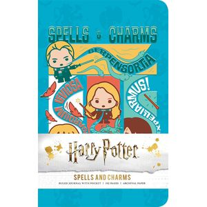[Harry Potter: Ruled Pocket Journal: Spells & Charms (Product Image)]
